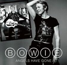 DAVID BOWIE Angels Have Gone CD Live Area2 Festival Canada2002+Virgin Radio 2004