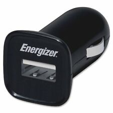 Energizer Car Charger with Cable, Car Outlet/Apple-Certified Dock Connector