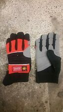 Dragon Fire Rope Rescue Gloves, Small