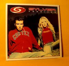 Cardsleeve Single cd Sylver Forgiven 2TR 2001 eurodance