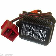 Power Wheels New 00801-1779 Red Battery Charger 6 Volt
