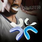 Hot MMA Boxing Mouth Gum Shield Mouthguard Mounthpiece Teeth Protector Clear