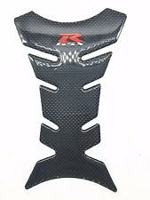 Real Carbon Fiber Gas Fuel Tank decal sticker for GSXR600 750 1000 Protector