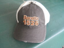 Beretta Embroidered 1526 2-Tone  Hat NWT -WorldWide Shipping