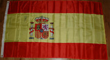Alberto Contador Autographed Signed 60X36 inches Spain Flag