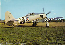 Postcard 345 - Plane/Aviation 371 Hawker Sea Fury FB 11