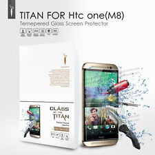 Genuine Tempered Glass Film Screen Protector for HTC ONE  ( M8 )