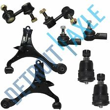 Brand New 8pc Complete Front Suspension Kit 2001-2005 Acura El & Honda Civic