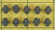 Warhammer 40K Space Marines Tactical Squad Helmets