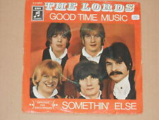 "THE LORDS -Good Time Music- 7"" 45"