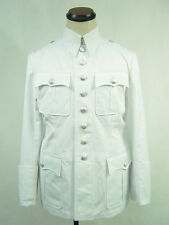 WWII German Wehrmacht WH White Rock Dress Tunic Jacket