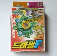 BEYBLADE TOP BLADE DRACEL F A-32 SONOKONG AUTHENTIC KOREA LICENSED VERSION