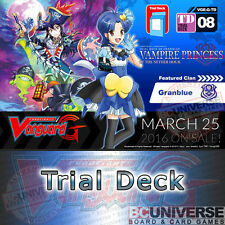 G-TD08: Vampire Princess of the Nether Hour - Cardfight Vanguard G Trial Deck