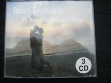 3CD-Box  Dream Concerto  for Trumpet Saxophone and Synthesizer  INT 892.699
