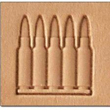 Shell Clip 3D Stamp 8582-00 by Tandy Leather