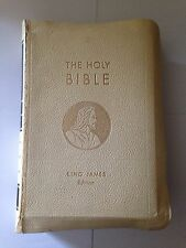The Holy Bible - KJV - Dictionary Concordance and Collation of Scriptures - 1955