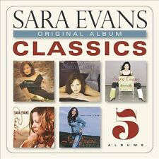 Evans,Sara - Original Album Classics [CD New]