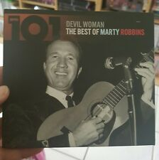 Devil woman 101 - The Best of Marty Robbins MUSIC CD - FREE POST