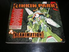 CD LINKIN PARK - REANIMATION - WB 2002 NM