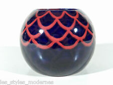 VELTEN-VORDAMM Post- Jugendstil Art Deco Keramik Vase ° Design Walter STOCK