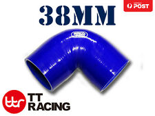 """3-ply Silicone 90 Degree Bend Radiator Elbow Hose  38mm (1.5"""")"""