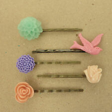 Set of 5 Pieces Hair Pin Clip- 10