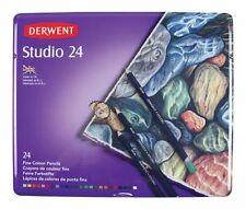 Derwent Studio Lápices 24 Tin
