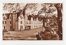 RPPC,Portree,on Skye,Scoland,U.K.Royal Hotel,Ross & Cromarty,c.1930s