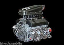 Dina 4 póster foto: bmw mclaren f1 s70 motor auto de carreras motor Race Car Engine (1)