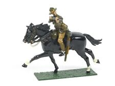 Fusilier Miniatures World War I US Cavalry Trooper Rifle Dark Brown Horse