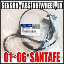 Hyundai 2001-2006 Santafe ABS Wheel Speed Sensor Rear,Left (LH) 95650-26000