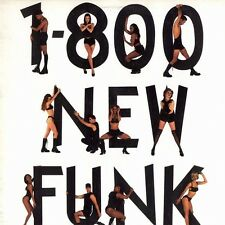 1-800 New Funk /Mpls George Clinton Nona Gaye & Prince The Steeles Mavis Staples