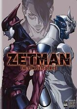 ZETMAN DVD THE COMPLETE SERIES BRAND NEW SEALED