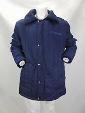 MILITARE MILITARY Uniforme Uniform Parka Cappotto Trench Tg 54 Man Uomo G10