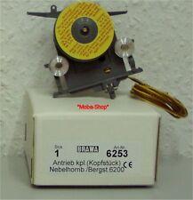 Brawa 6253 H0/N Seilbahn Kopfstück für Bergstation mit Motor              #63560