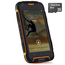JEEP F605 12000mAh Android 3G Mobile Rugged Smartphone Dual SIM Unlocked + 8GB