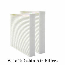 Set of 2 Fresh Breeze Cabin Air Filter for Toyota Lexus IS250 Scion 87139-07010
