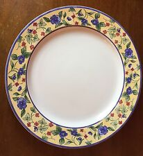 """ONEIDA STONEWARE FRENCH PROVENCIAL ROUND SERVING PLATTER-12"""""""