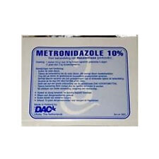 Pigeon Product - Metronidazole 10% sachet by DAC - Racing Pigeons