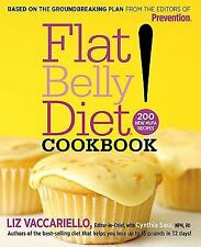 Flat Belly Diet! Cookbook: 200 New MUFA Recipes by Vaccariello, Liz, Sass, Cynt