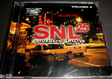 SNL live CD hole NIRVANA neil young PRETENDERS beck DR DRE beastie boys OASIS