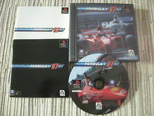 FORMULA 1 1997 PLAYSTATION 1 PS 1 JAPONES USADO BUEN ESTADO