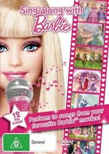 Barbie: Sing Along With Barbie DVD NEW