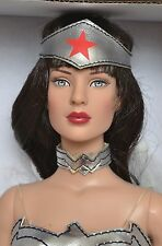 "Tonner 16"" 2015 Diana Prince Basic Doll dressed in Wonder Woman 52 outfit DC"