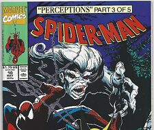 Spider-Man #10 Todd McFarlane Series Wolverine from May. 1991 in VF/NM con. DM