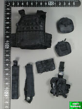 1:6 Scale DID Secret Agent MA80119S Special Edition - Tactical Vest (Weathered)
