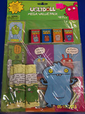 Uglydoll Ugly Dolls Cartoon Kids Birthday Party Supplies Value 48 pc. Favor Pack
