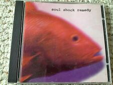 "Soul Shock Remedy ""fish eyes lens"" CD 1995 REX Music"