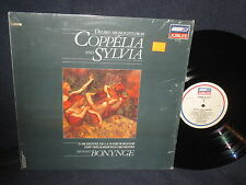 "Richard Bonynge ""Delibes Highlights fro Coppelia and Sylvia"" LP in SHRINK Canada"
