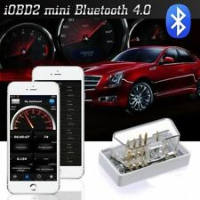 THE XTOOL IOBD2 MINI OBD CAR SCANNER AND TRIP RECORDER FOR IOS AND ANDROID.